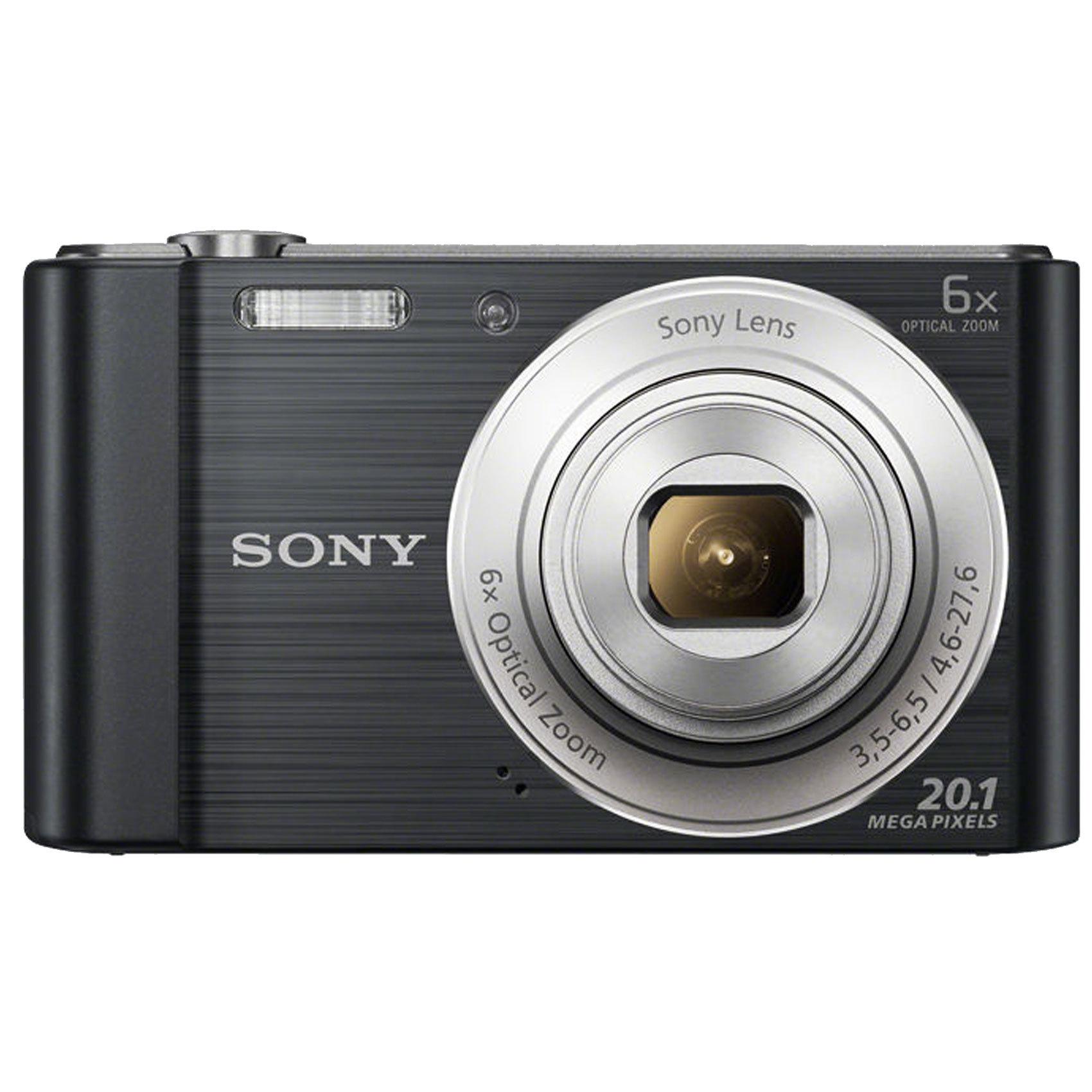 SONY CMR DSCW810BK+8GB+CASE