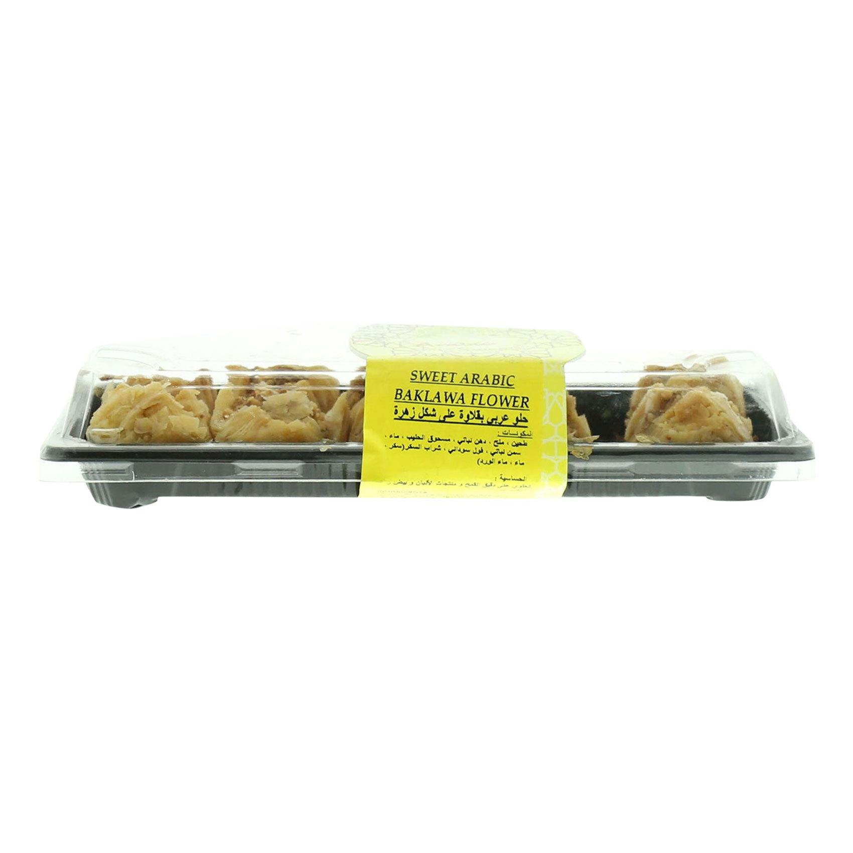 M/BAKERY SWEET ARABIC BAKLAWA 250G