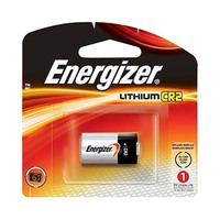 Energizer CR2 3 Volt Lithium Battery Single