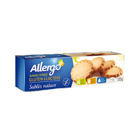 Gerble Sables Nature Gluten Free 120GR