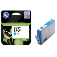HP Cartridge 178XL Cyan