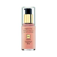 Max Factor All Day Flawless 3 in 1 Foundation Caramel from Sainsbury's