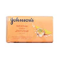 Johnson's Soap Soft & Fresh Unwind 125GR