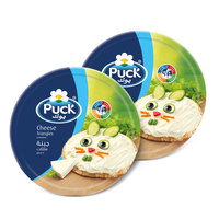 Puck Cheese Triangles Portions 240g