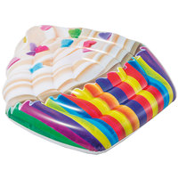 Intex Cupcake Mat Floating Mattress for the Pool or Beach