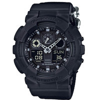 Casio G-Shock Men's Analog/Digital Watch GA-100BBN-1A