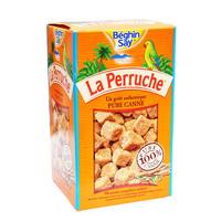 La Perruche Amber Cube Sugar 750g