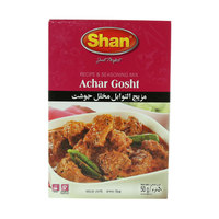 Shan Achar Gosht Recipe & Seasoning Mix 50g