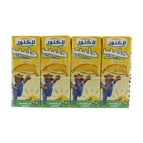 Lacnor-Banana-Milk-180mlx8