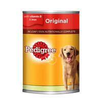 Pedigree Original Dog Food 400g