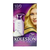Wella Koleston Color Intense Foam 10/0 Ultra Light Blonde