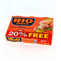 Riomare Tuna In Olive Oil 20% Free 80 g