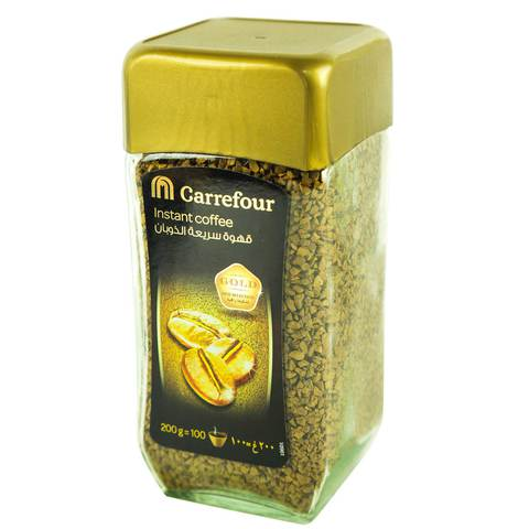 Carrefour-Gold-Instant-Coffee-200g