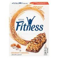 Nestle Fitness Caramel Bar 23.5gx6