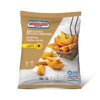 امريكانا بطاطس ودجز 750 جرام