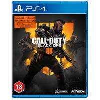 Sony PS4 Call Of Duty Black Ops 4 Specialist Edition