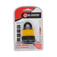 Blossom Brass Padlock 38.5 Mm Qc0330