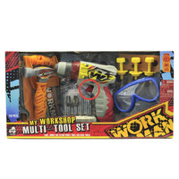 Lanard Workman Multi-Tool Set Assorted