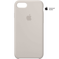 Apple Case iPhone 7 Silicon Stone