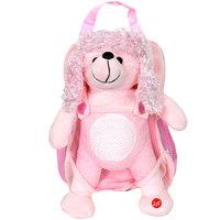 Cuddles Bagpack Poodle Pinky 35Cm