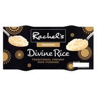 Rachel's Organic Divine Rice Cream 150g