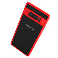 Totudesign Case Note8 Crystal Red