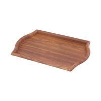 إيفلين صينية تقديم من الخشب 30× 46× 2.5 سم