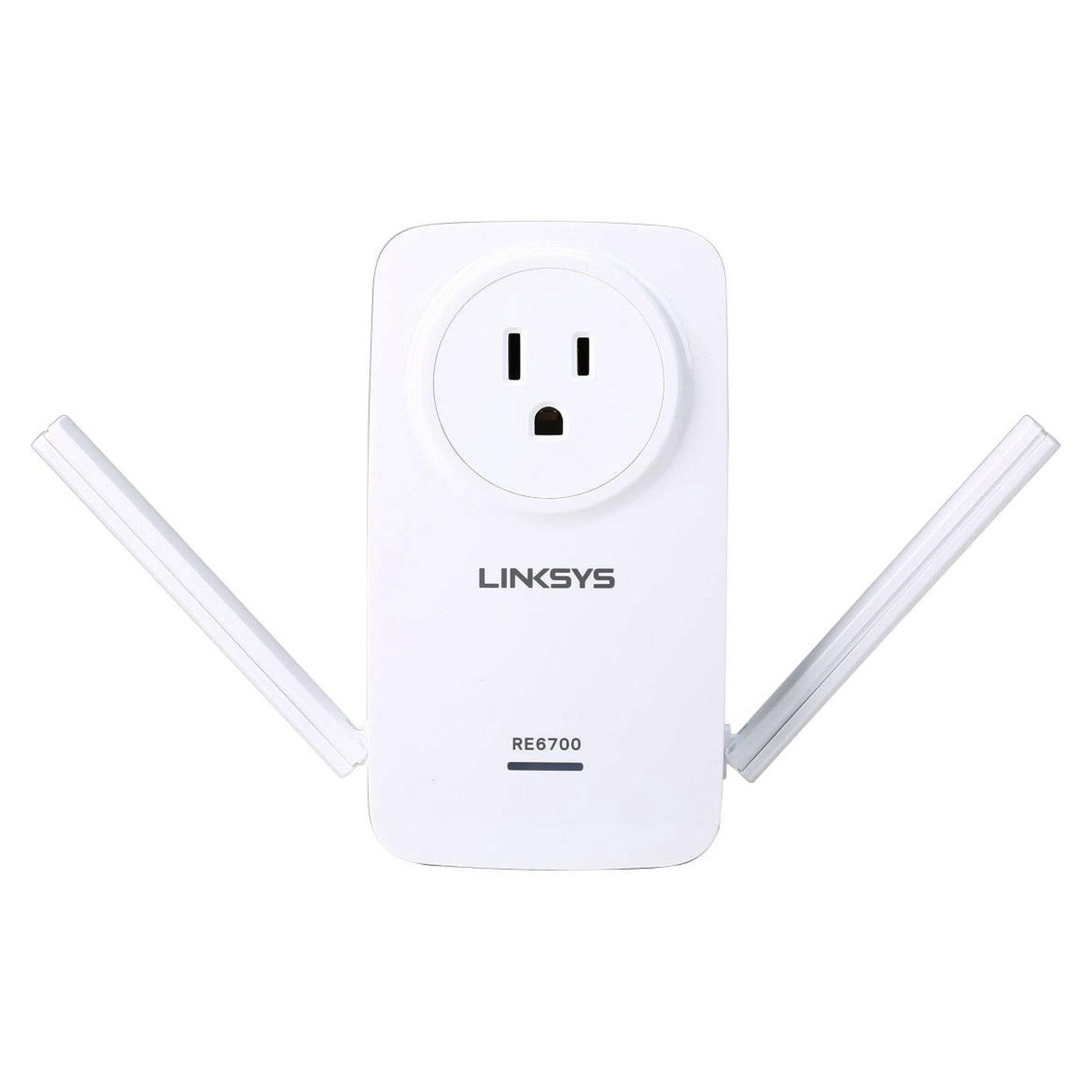 LINKSYS W/L RE AC1200 RE6700