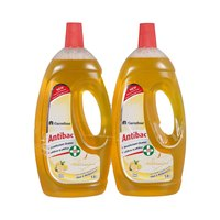 Carrefour Antibac Disinfectant Cleaner Four In one Lemon 1.8 Liter 2 Pieces