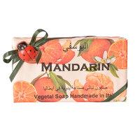 Alchimia Mandarin Handmade Vegetal Soap 200g