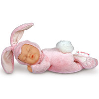 "Anne Geddes Dolls -9"""" Bunny Rose"