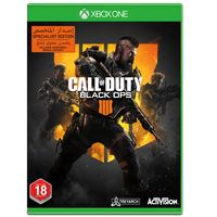 Microsoft Xbox One Call Of Duty Black Ops 4 Specialist Edition