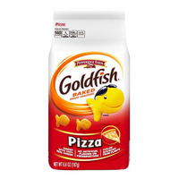 Goldfish Baked Snack Crackers Pizza 187g