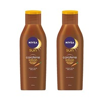 Nivea Sun Carotene x2 + Beach Bag