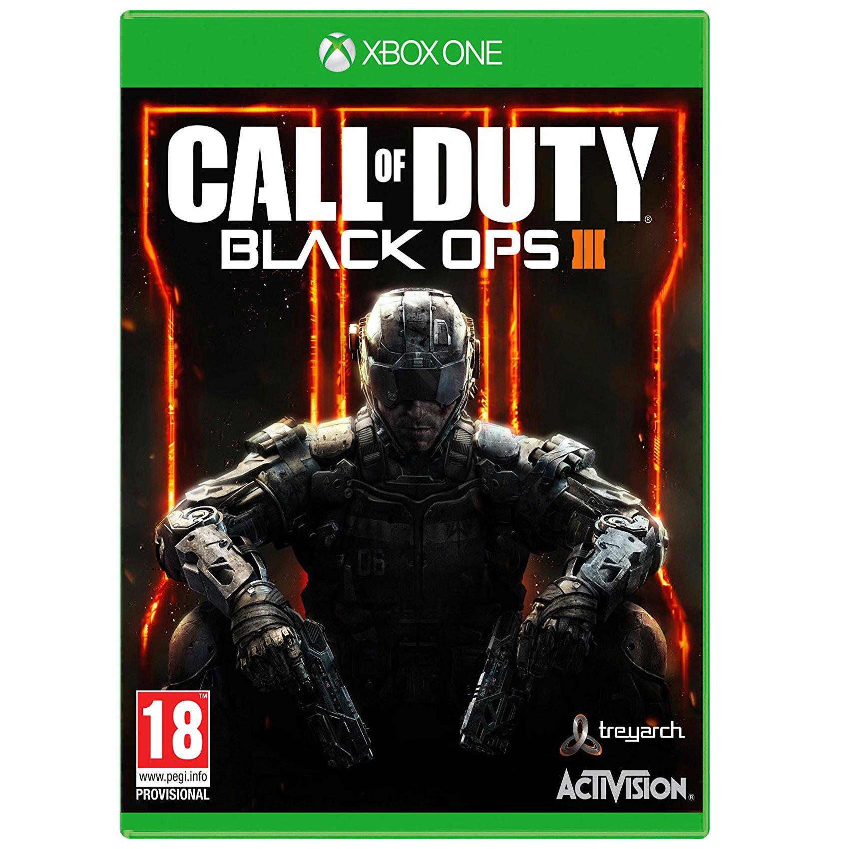 MICROSOFT XB1 COD:BLACK OPS III