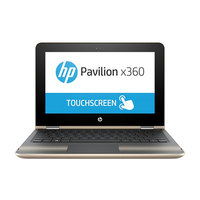 "HP 2 in1 Pavilion 11-U002NE N3060 4GB RAM 500GB Hard Disk+8GB SSD 11.6"""" Gold"