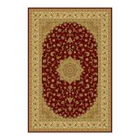 Carpet Comtesse 380X480Cm Red 001