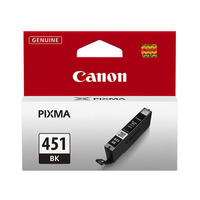 Canon CLI-451 Black Ink Cartridge