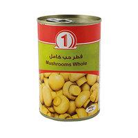 N1 Whole Mushrooms 400GR