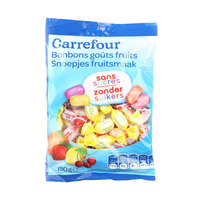 Carrefour Sour Fruit Candy 150g