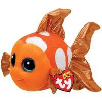 Ty Beanie Boos Sami Fish Orange