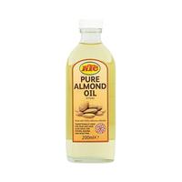 KTC Oil Almond 200ML