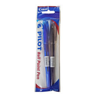 Pilot Super Grip Medium Ball Pen 4pcs Assorted