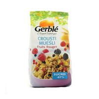 Gerble Crousti Pepites Son D''avoine Muesli 375GR