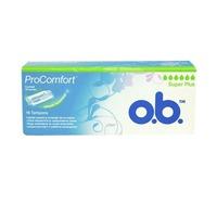 O.b. Ladies Tampons Pro Comfort 16 Napkins
