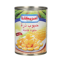 Americana Corn Whole Sweet 400GR