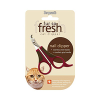 Sergeants Deluxe Cat Nail Clipper