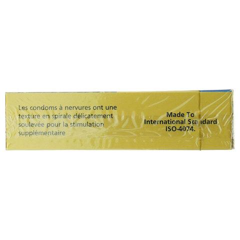 Carex-Ribbed-12-Condoms