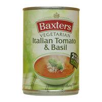 Baxters Vegetarian Italian Tomato & Basil 400 g