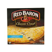 Red Baron Classic Crust 4 Cheese Pizza 597g
